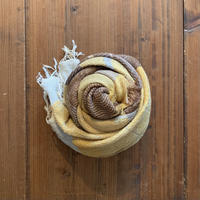 roots shawl MIDDLE ⑤ / tamaki niime