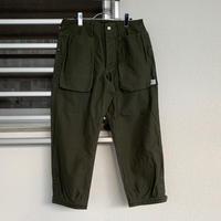 Digs Crew Pants 4/5(Back Satin) / SASSAFRAS