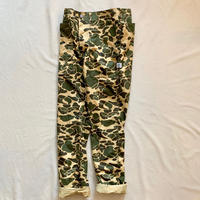Fall Leaf Sprayer Pants (D.H.Camo) SF-191444 / SASSAFRAS