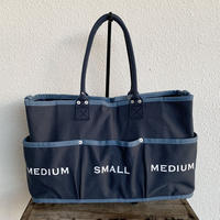 VegieBAG LARGE (GRACE BLUE )