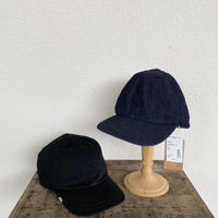 LEATHER BUCKLE CAP ANDC-058 / DECHO