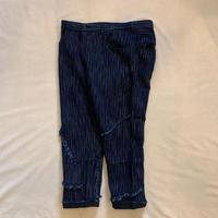 KASURI BEAT PANTS / Porter Classic