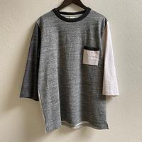 Dotsume 1/2 Sleeved  T-Shirt / Jackman