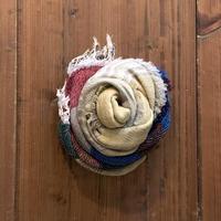 roots shawl MIDDLE ⑥ / tamaki niime