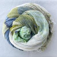 roots shawl BIG ③  / tamaki niime