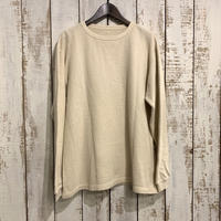 FRENCH THERMAL CREWNECK PC-034-1472 / Porter Classic