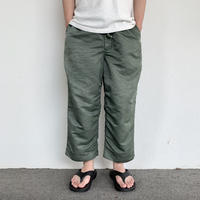SUPER NYLON MASH WIDE PANTS / Porter Classic