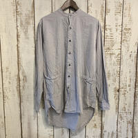 Band Collar Shirts YAR-20SS S1  / Yarmo