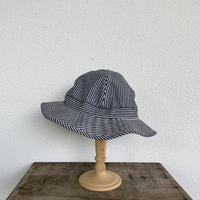 US NAVY HAT(HICKORY STRIPE) / orSlow