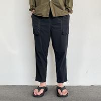 SUPER NYLON STRETCH  PANTS(BLACK) / Porter Classic
