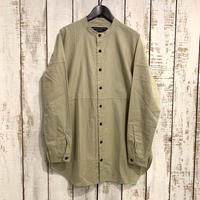 NEW FARMERS SHIRT(desert) / garment reproduction of workers