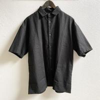 綿麻 ビッグサイズ半袖シャツ LS-381 / LOLO