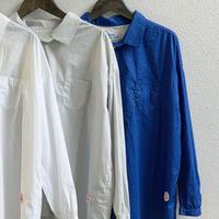 海上がりGirl'sシャツ 11S-04 / 快晴堂