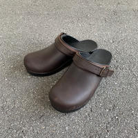 Ingrid (Antique Brown Oiled) / Dansko