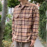 50s CLASSIC CHECK W-P SHIRTS TC20F01800 / TOWNCRAFT