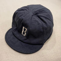 Dotsume  Baseball Cap (Off Black) / Jackman