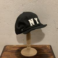NEGRO BALL CAP -NY-  DEEF-03 / DECHO