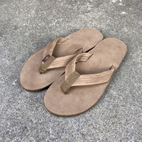 SINGLE LAYER PREMIER LEATHER 301ALTS  / RAINBOW SANDALS