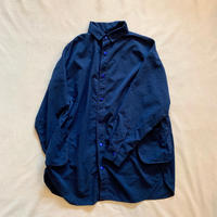 WEATHER SHIRT JACKET(NAVY) / Porter Classic
