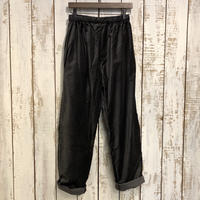 CHEFS TROUSERS (Cotton Velvet) HF20AW01 / HOLD FAST