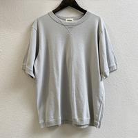 Rib T-Shirt (Steel Silver) / Jackman