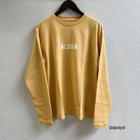 ALOHA - LS (PAPAYA) / SUNSHINE+CLOUD