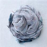 roots shawl MIDDLE ⑦ / tamaki niime