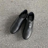 TR-001 STRAIGHT TIP (BLACK) / TRAVELSHOES by chausser