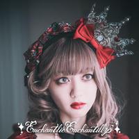 【受注商品】薔薇姫のティアラ(4色展開)