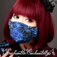 Enchantlic Enchantillyオリジナルテキスタイルプリントマスク  2
