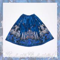 幻想薔薇城スカート(青い夜)