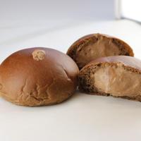 奥久慈卵のとろ~りチョコクリームパン 1個