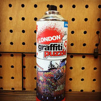 LONDON GRAFFITI  PUZZLE
