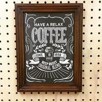 レトロサインボード(S)コーヒー