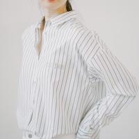 1810603 ストライプシャツ