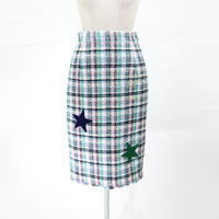 1810706 ツイードスカート