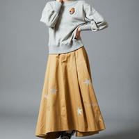 2003701 チノタックフレアロングスカート