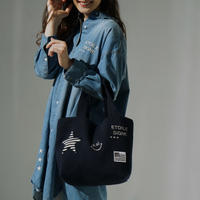 1810007 裏毛国旗BAG(大)
