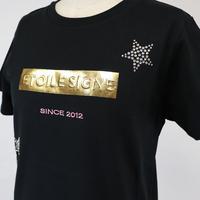 1901116 コーマ天竺Tシャツ半袖(ロゴ)