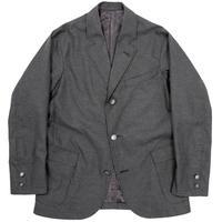 Sport Coat, Yarn Dyed Twill, Grey