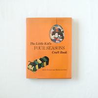 Book (古書)   The Little Kid's  4 Seasons Craft Book