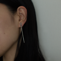 JIVITA | Cactus Spike Earrings