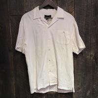ジャガード オープンシャツ