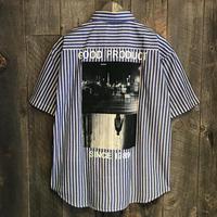 バックフォトシャツ 19729
