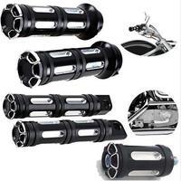 ハンドル グリップ フットペグ シフトペグ XL883 XL1200/FXR ダイナスポーツスター ソフテイル ロードスター