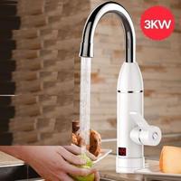 PBIBAY ZGD9-2 電気 タンクレス給湯器 瞬間湯沸かし器 euプラグ 蛇口