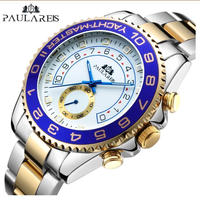 メンズ 腕時計 機械式 自動巻 ステンレス 定番 デザイン ビジネス フォーマル