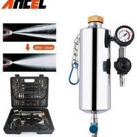 Ancel gx100オートインジェクタテスター燃料圧力真空テスター自動燃料インジェクターテスター車 燃料噴射装置