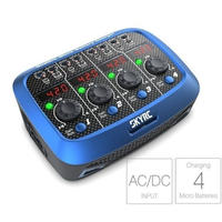[SkyRC Quattro] Tiny Whoop LOSI Micro MX mCPX用 クワトロ充電器