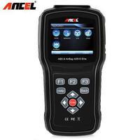 Ancel AD610 OBD2 自動車診断ツール ABS エアバッグリセットツール スキャナツール スズキ トヨタなどに対応